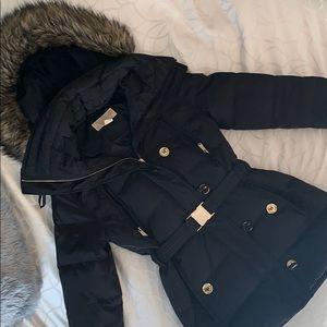 Authentic Michael Kors puffer down coat